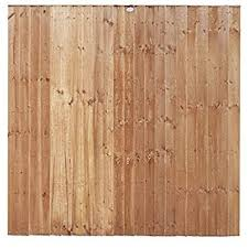 5ft 6ft X 3ft Weatherwell Lap Wooden Fence Panels 3ft 6ft Horizontal Dip Treated 4ft