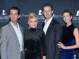 Ivana Trump ordered wine at Taco Bell - Business Insider