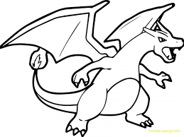 Charizard X Drawing Free Download On Clipartmag