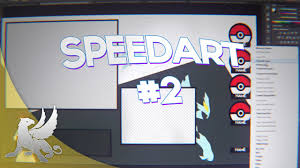 Pokemon Blaze Black 2 Layout (Speedart) - YouTube