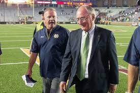 AD Jack Swarbrick: Success Of Notre Dame Students' Return 'Determinative'  In Ability To Play Football In 2020