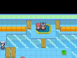 pokémon platinum the gyms