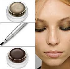 mineral eye shadows in cream rms beauty