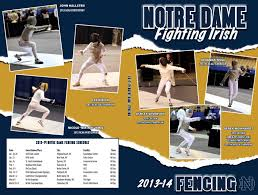 2013 14 Notre Dame Fencing Media Guide By Chris Masters Issuu