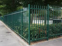 Barbican Fencing Security Fencing Jacksons Security Fencing