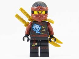 Amazon.com: LEGO Ninjago Skybound Nya Dark Red Girl Ninja Minifigure Sky  Pirate NEW 2016: Toys & Games