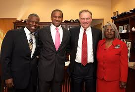 Tim Kaine - Thank you Rev. Dr. Howard-John Wesley and the... | Facebook