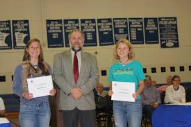 School District 166 celebrates scholarships and awards | WTIP ...