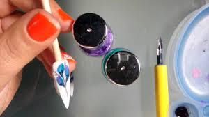 Farbki Akrylowe I Stylograf Youtube