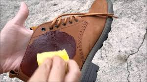 tips for nubuck leather care