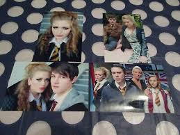 ABBY MAVERS & Zoe Lucker & Tommy Knight 6x4 Photograph Set. Tv ...