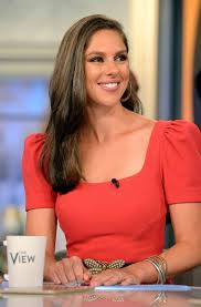 The View' co-host Abby Huntsman reflects on her first month on the show -  ABC News