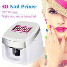newest auto digital custom 3d nail