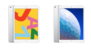 iPad 10.2in vs iPad Air (2019): Same size, so different - Macworld UK