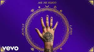 Achille Lauro - Me ne frego (Lyric Video) - YouTube