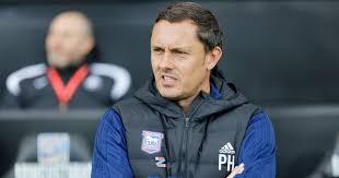 Ipswich Sack Manager Paul Hurst Following Horrific Start to the ...