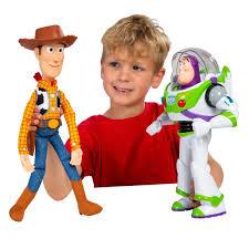 toy story 4 sprechender buzz woody