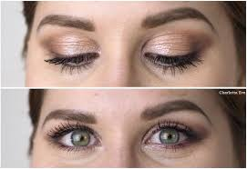 how to makeup for round deep set eyes