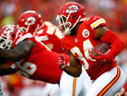 Knile Davis could hold key to running success for Chiefs – The ...