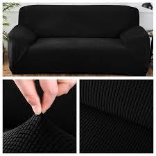 polar fleece fabric sofa cover stretch