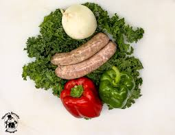 italian sausage with mild peppers