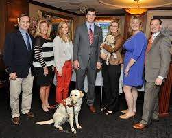Canine Company Sponsors Guiding Eyes For The Blind S 36th Annual Golf Classic Hosted By Ny Giants Quarterback Eli Manning