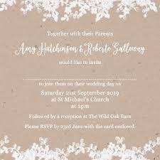 wedding invitation wording
