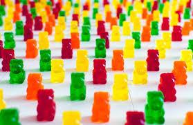 haribo gold bears gummy candy copycat