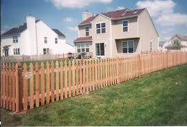 Custom Wood Fences