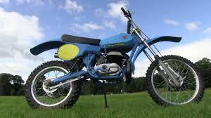 clic dirt bikes 1978 bultaco mk12
