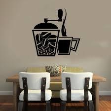 Shop Coffee Grinder Vinyl Wall Decal Overstock 8756258
