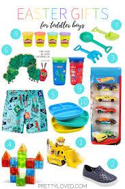 easter gift ideas for toddler boys