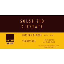 "SOLSTIZIO D'ESTATE"" - Roccartgallery -Firenze - MeloBox"
