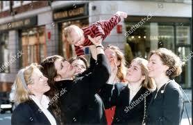 Nigella Lawson Tv Presenter Chef Introduces Baby Editorial Stock Photo -  Stock Image | Shutterstock