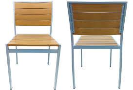 teak series outdoor furniture chairs