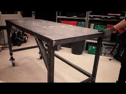 welding table build plans available