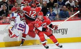Hurricanes' Staal Reflects on Check That Injured Brother - The New ...