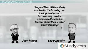 differences between piaget vygotsky s cognitive development