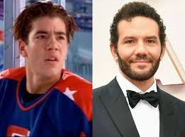 Aaron Lohr from What The Mighty Ducks Stars Are Up to Now | E! News
