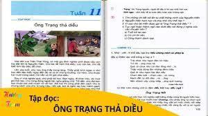 Ông Trạng thả diều │ Tập đọc Tiếng Việt lớp 4 tập 1 - YouTube