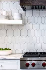 Exciting New Tile Trends For 2017 And A Few Old Favorites Here To Stay Kitchen Tiles Backsplash Tile Trends Kitchen Backsplash