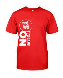 sport relief 2020 t-shirt