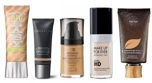foundation makeup for acne e skin