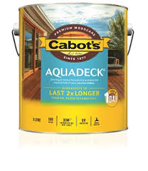 Decking Oil Water Based Longer Lasting Finish Cabots Aquadeck