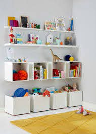Versatile And Practical Toys Storage Options At Home Kids Playroom Storage Toddler Bedrooms Playroom Storage