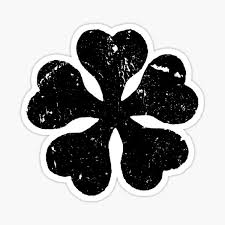 Black Clover Stickers Redbubble