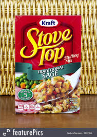 stove top stuffing stock image i5037855