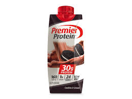 cookies cream protein shake premier
