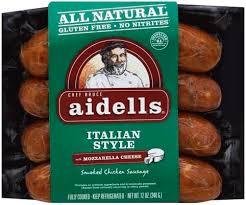 aidells smoked en italian style