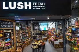 fresh handmade cosmetics at the dubai mall